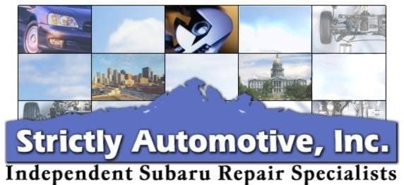Strictly Automotive