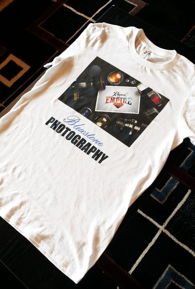 Vivid customs screen printing t shirt printing 11119 for T shirt printing houston