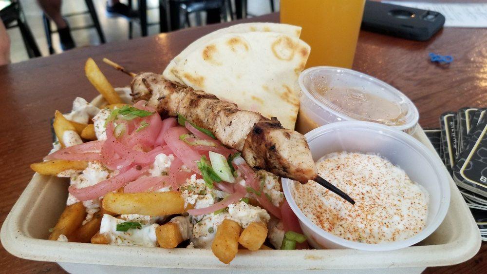 Dino's Greek Food