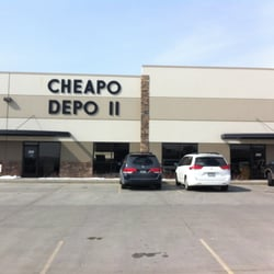 Cheapo Depo Ii Furniture Stores 1919 Industrial Dr Liberty Mo
