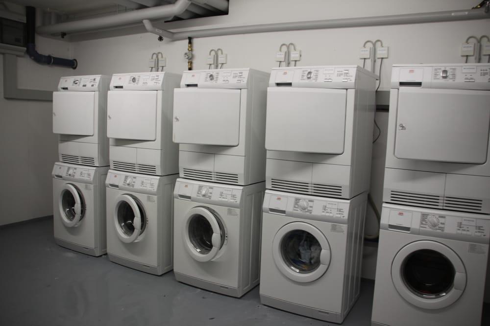 Münzwaschmaschinen und trockner yelp
