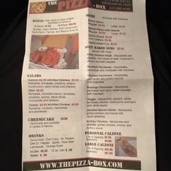 The Pizza Box Pizza 2112 W Ranch Rd 1431 Kingsland Tx