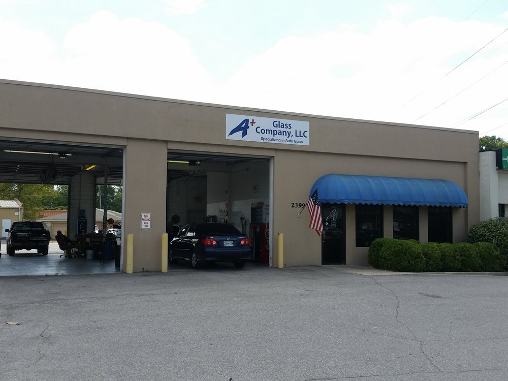 Windshield Replacement Huntsville Al >> A Plus Glass Company Auto Glass Services 2399 Bob Wallace Ave Sw