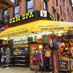 Gem spa 21 photos 47 reviews newspapers magazines for 2nd avenue salon