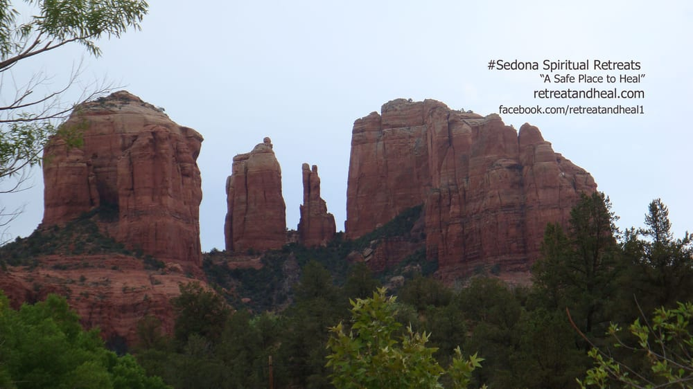 Sedona Retreats At Retreat And Heal Heal Body Mind And