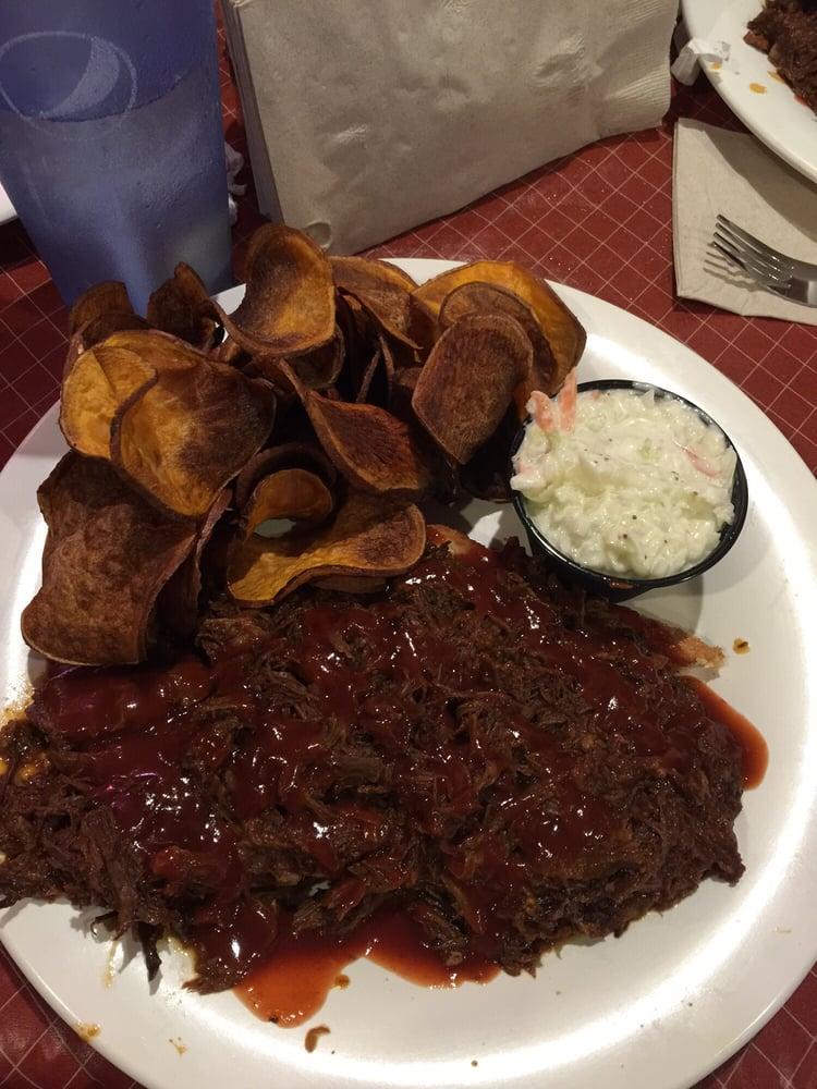 Yummy Bbq Beef Platter Yelp