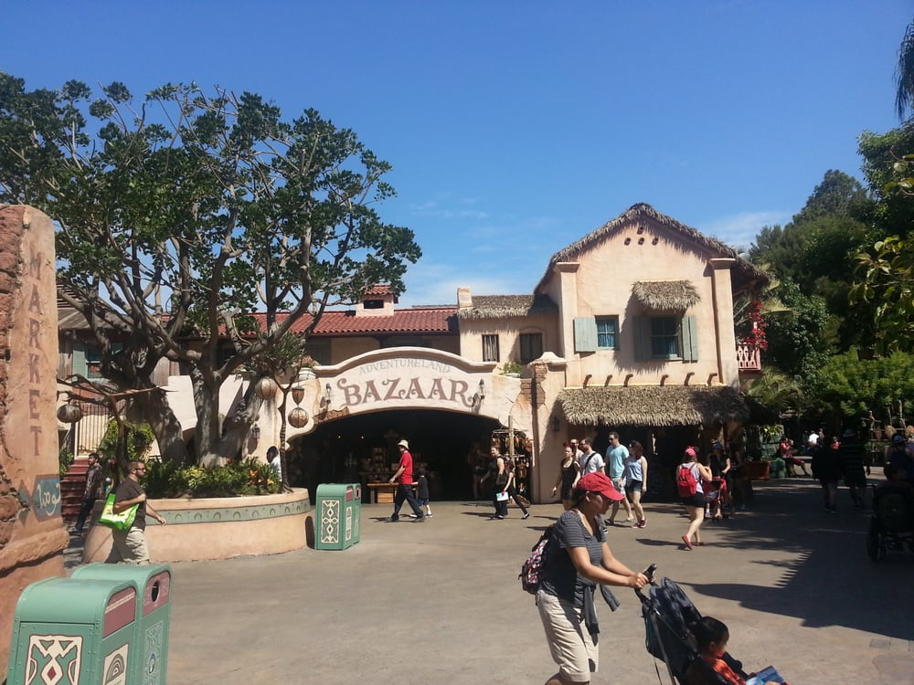 Photos For Adventureland Bazaar Disneyland Yelp