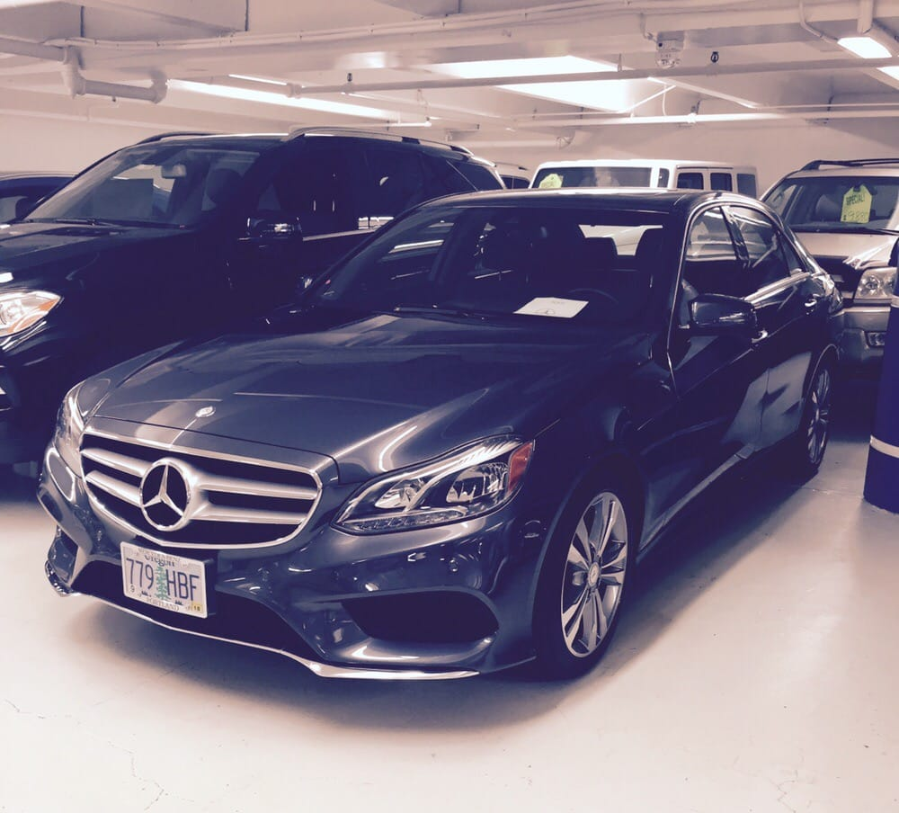 My new 2014 e350 mercedes benz yelp for Mercedes benz of portland portland or