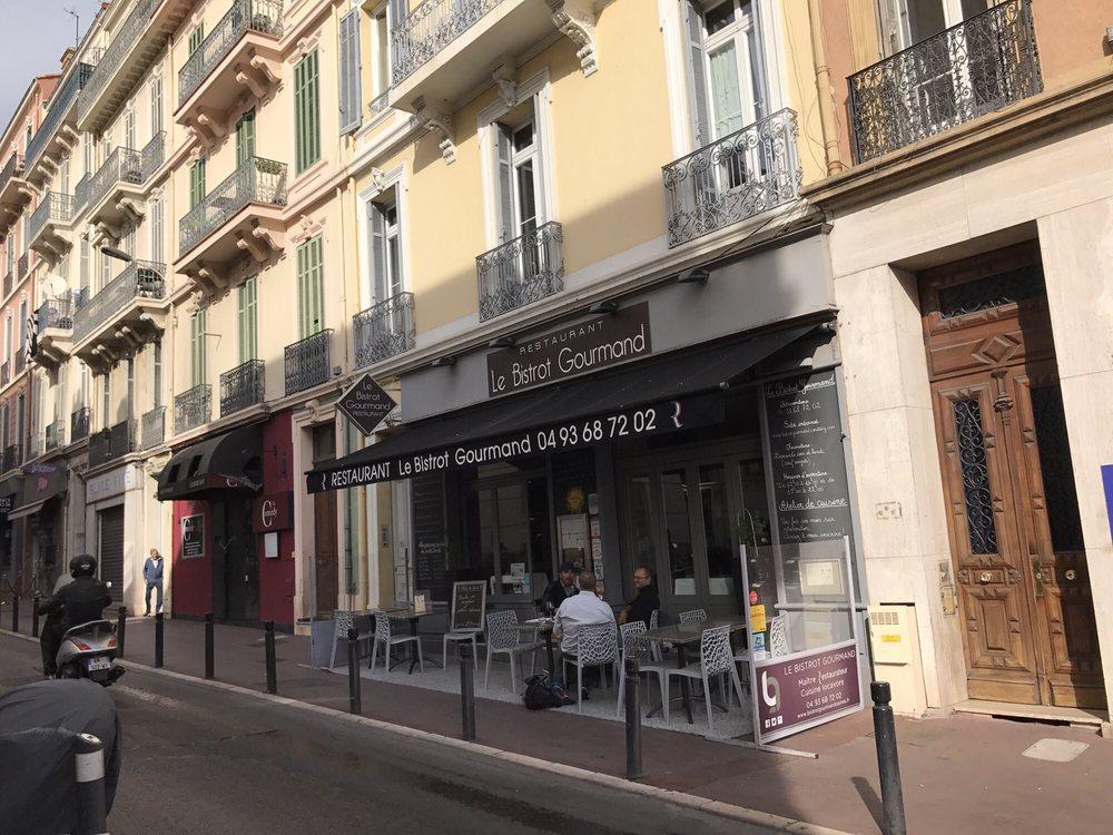 Bistrot Gourmand: 10 Rue Doct Pierre Gazagnaire, Cannes, 06