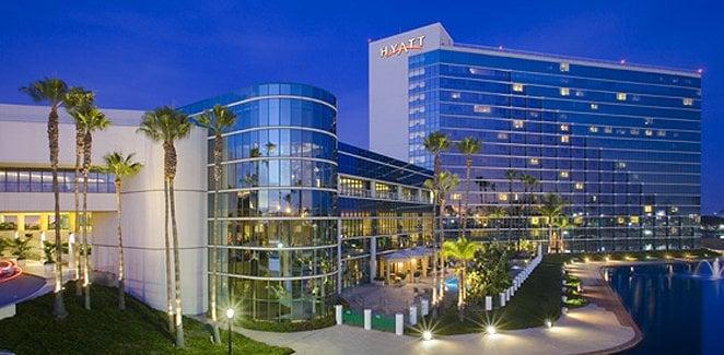 Hyatt Regency Long Beach Long Beach Ca United States