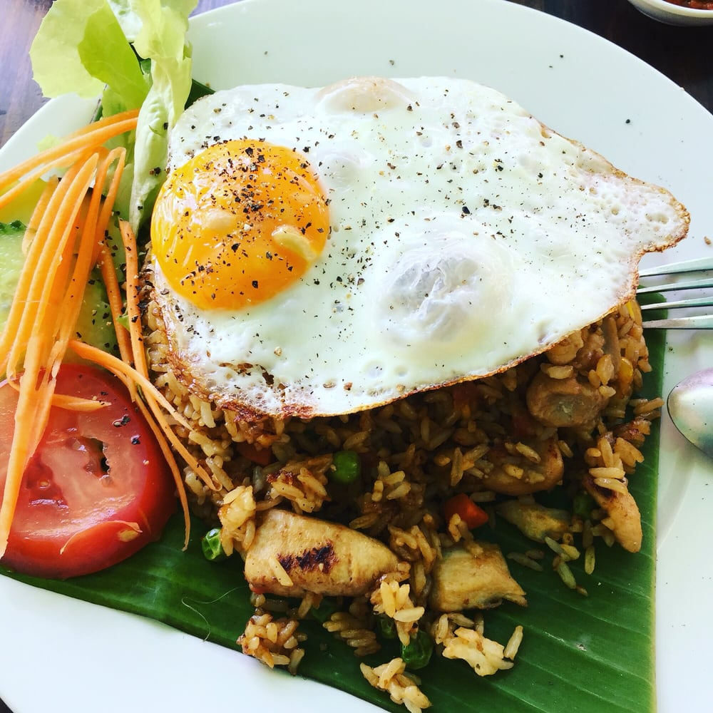 Image result for nasi goreng Bagus Cafe