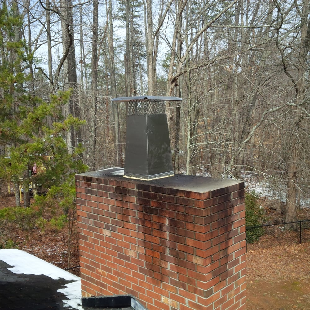 Chimney Sweep Experts: 602 Bost Crossing, Kernersville, NC