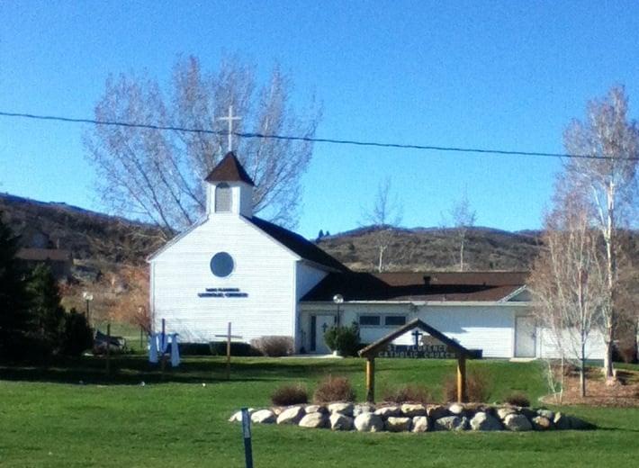 St Florence Catholic Community: 6461 E Highway 39, Huntsville, UT