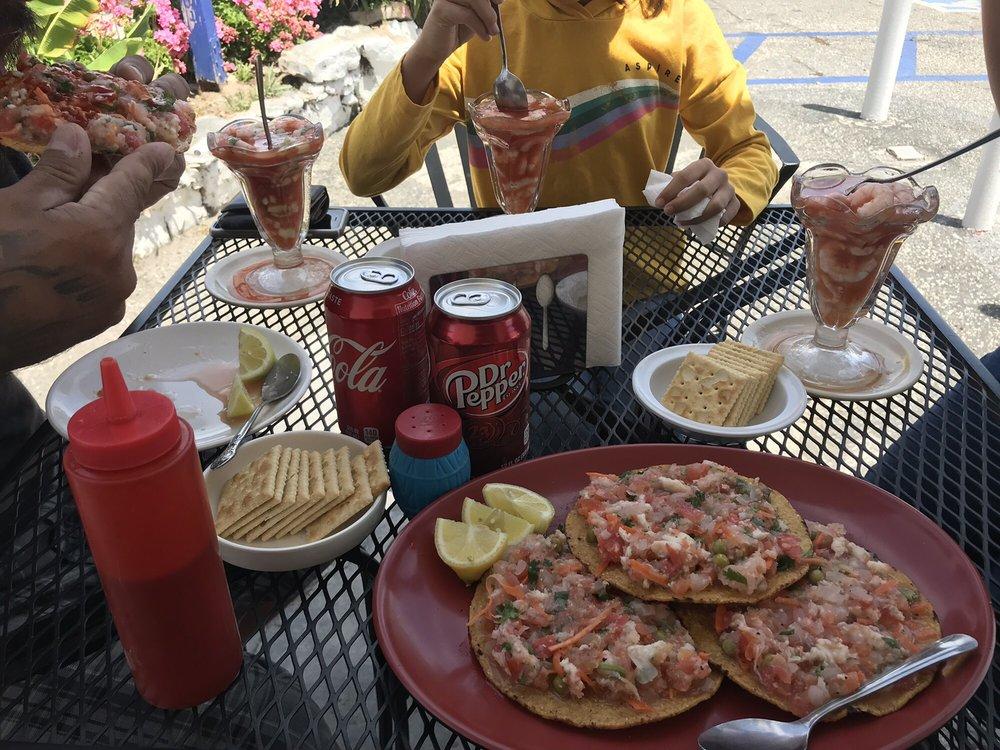 Marlin Seafood Mariscos: 5115 S Rosmead Blvd, Pico Rivera, CA