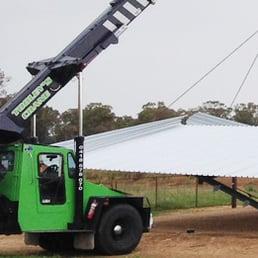 Tooley's crane hire - Food - 398 Masons Gap Rd, Indigo