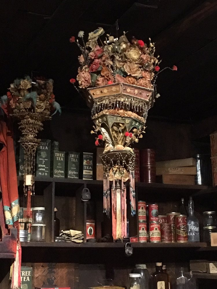 Kam Wah Chung Chinese Heritage Museum: 125 NW Canton St, John Day, OR