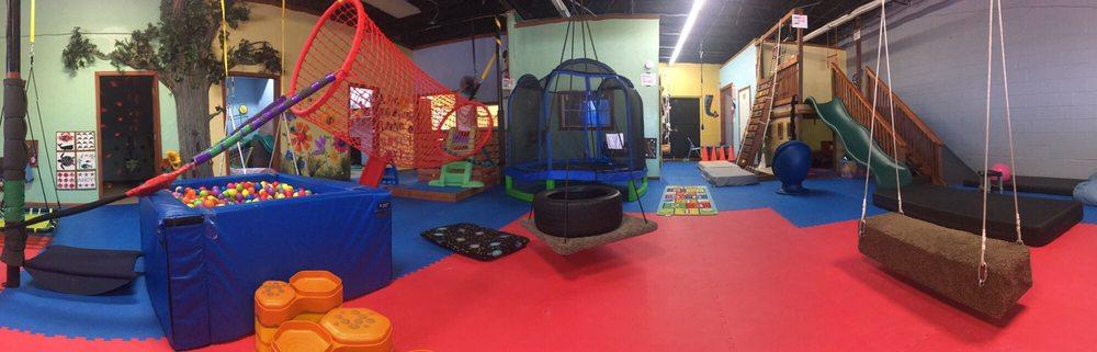 SLAM Zone Kids Gym: 4149 SW 34th Ave, Amarillo, TX