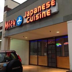 Mizu Japanese Restaurant Winston Salem Nc