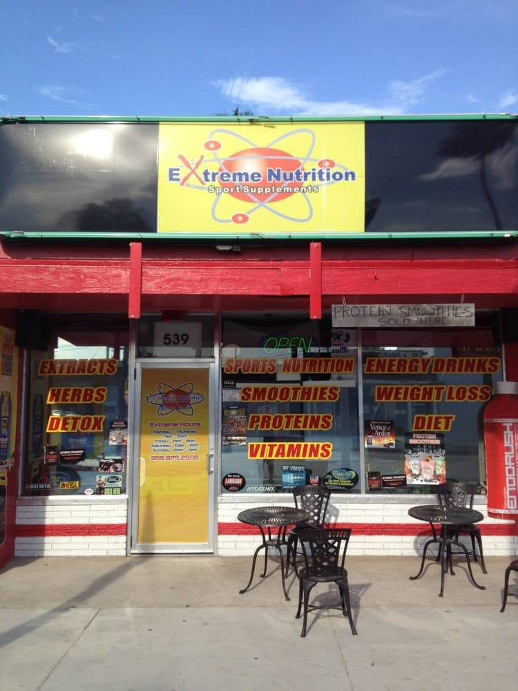 Extreme Nutrition: 539 S Texas Blvd, Weslaco, TX