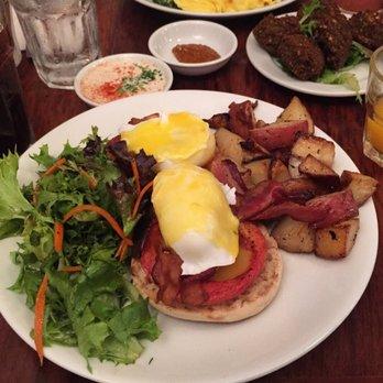Cafe Mogador Breakfast Menu