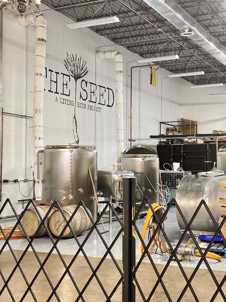 The Seed: 807 Baltic Ave, Atlantic City, NJ