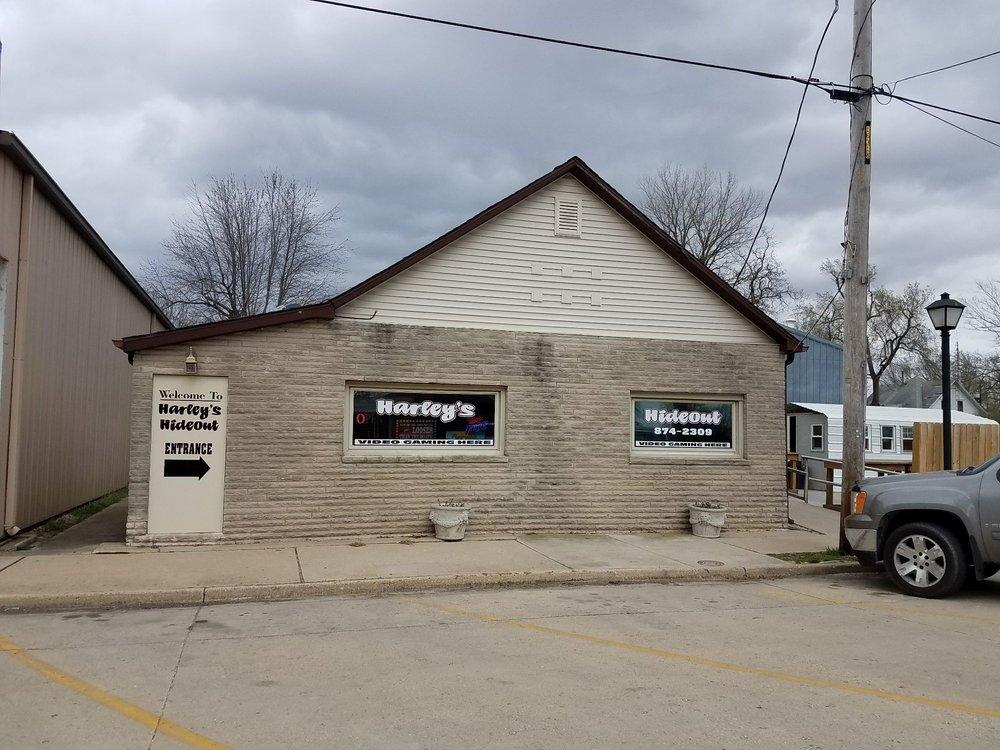 Harley's Hideout: 130 E Main St, Dalton City, IL