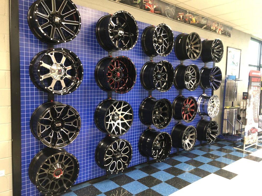 Great American Tire and Auto Repair: 1890 E Grand Ave, Lindenhurst, IL