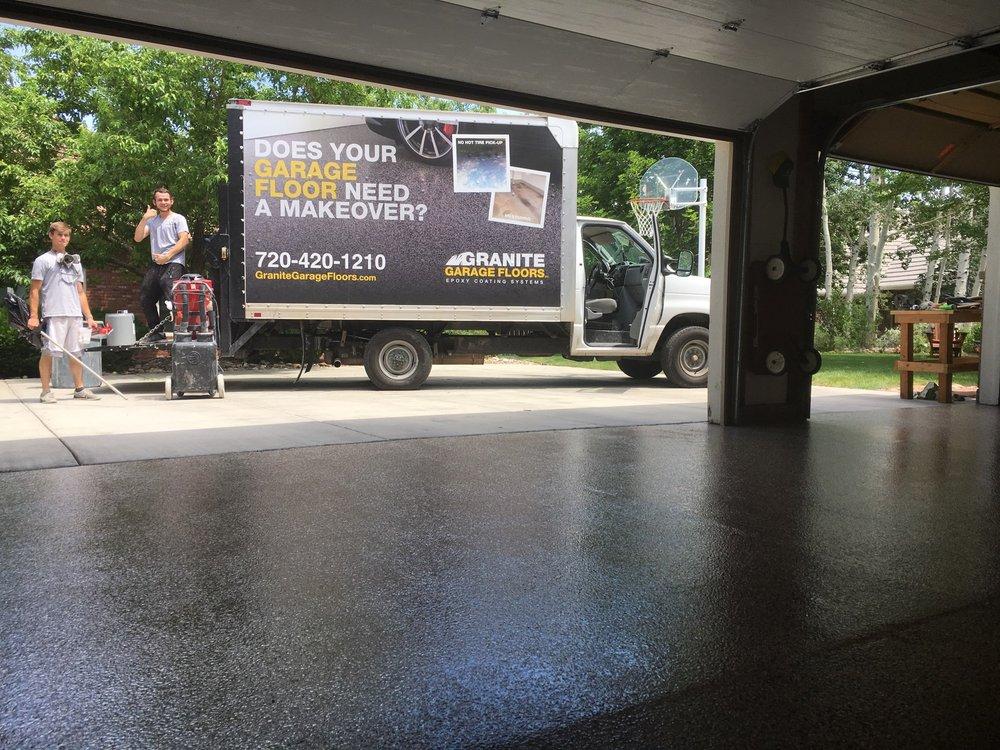 Granite Garage Floors 57 Photos 32 Reviews Flooring Northeast Denver Co Phone Number Yelp