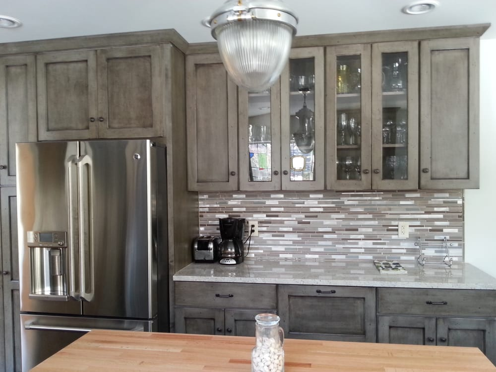 Mill Creek Kitchen Cabinets