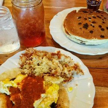 Red Oak Cafe Menu League City