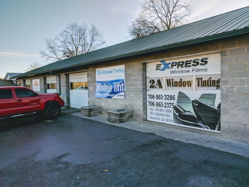 2A Window Tinting: 921 Lafayette Rd, Rossville, GA