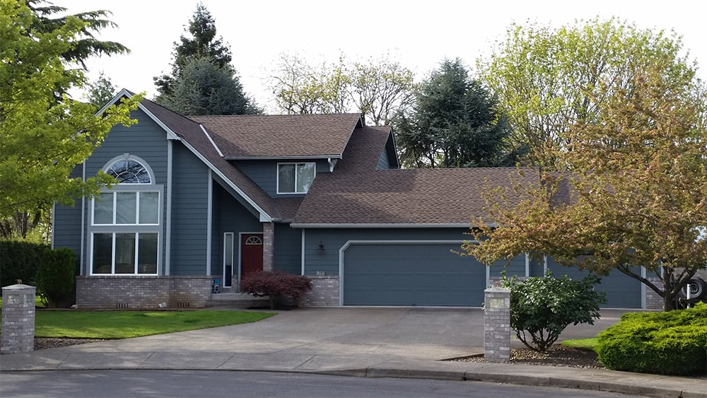 Residential Composition Shingle Roofing In Salem Oregon
