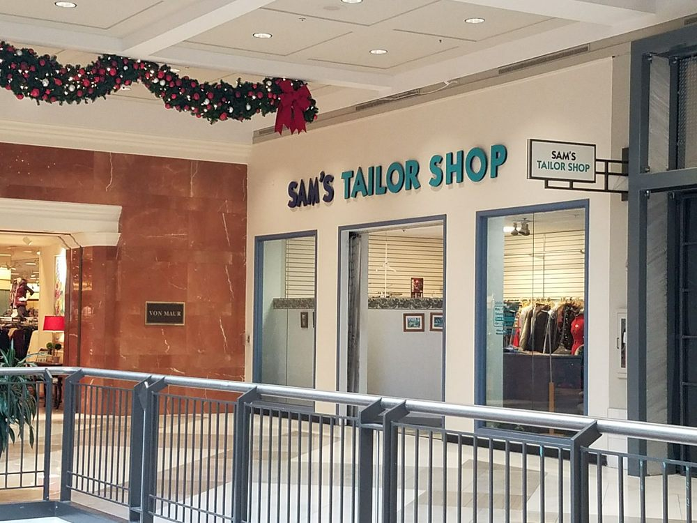 Sam's Tailor Shop: 10000 California St, Omaha, NE
