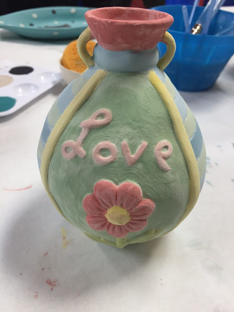 My Vase Before The Kiln Of Course Yelp