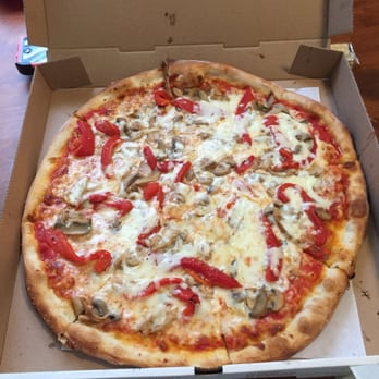 photo of little cucina pizza merrick ny united states pie w