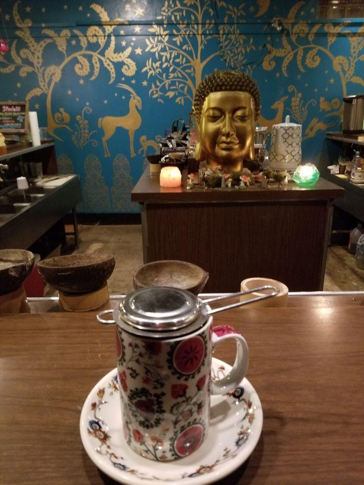 Social Spots from Sacred Root Kava Lounge & Tea Bar