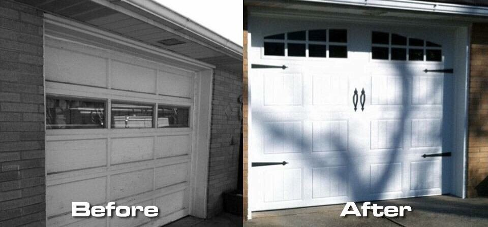 B J Williams Garage Doors: 3303 US Hwy 62 NE, Washington Court House, OH