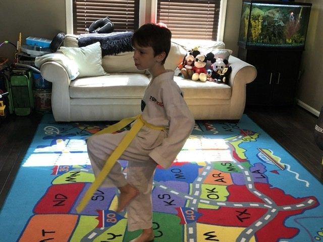 TopKick Martial Arts: 43300 Southern Walk Plz, Ashburn, VA