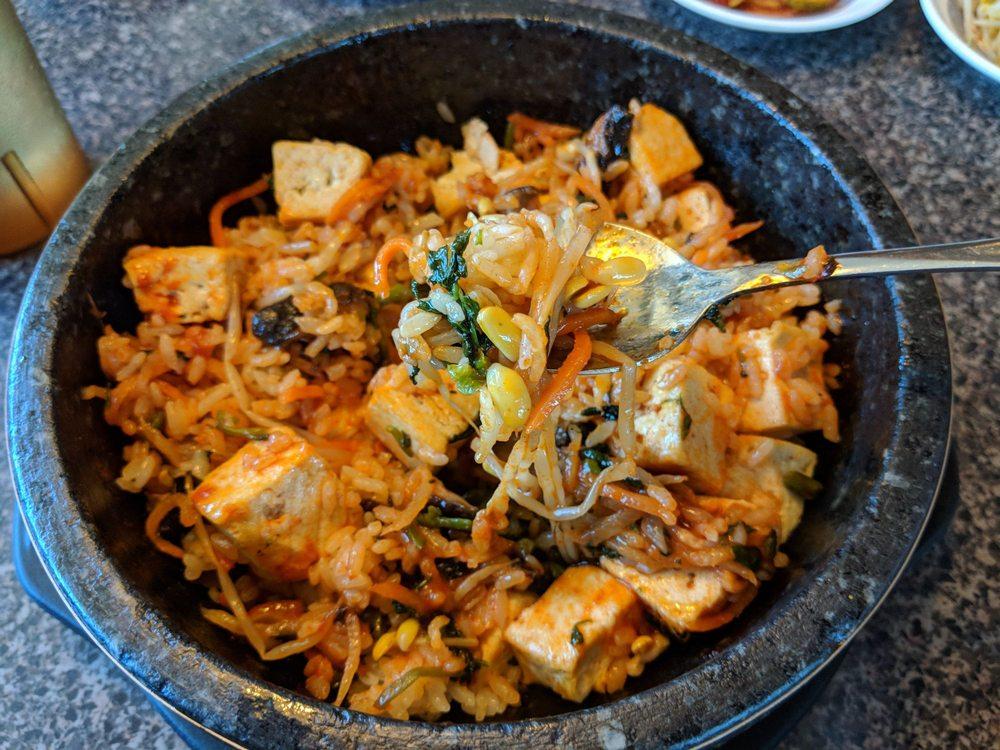 Kimchi Korean Restaurant: 1100 N Atherton St, State College, PA