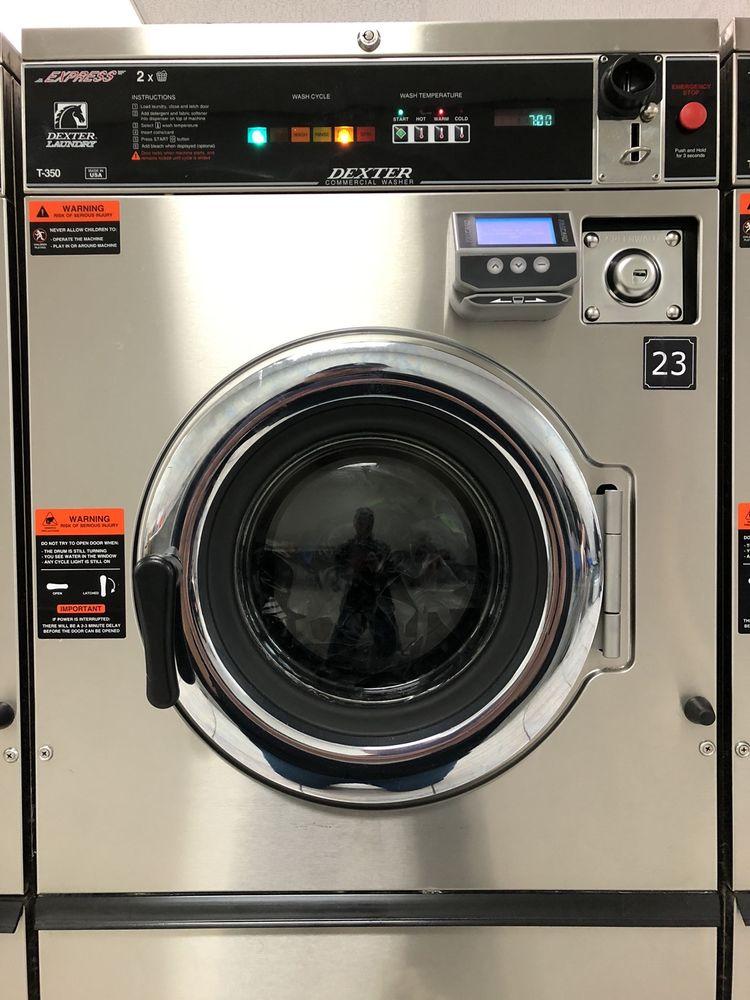New Hope Coin Laundry: 4411 Winnetka Ave N, New Hope, MN