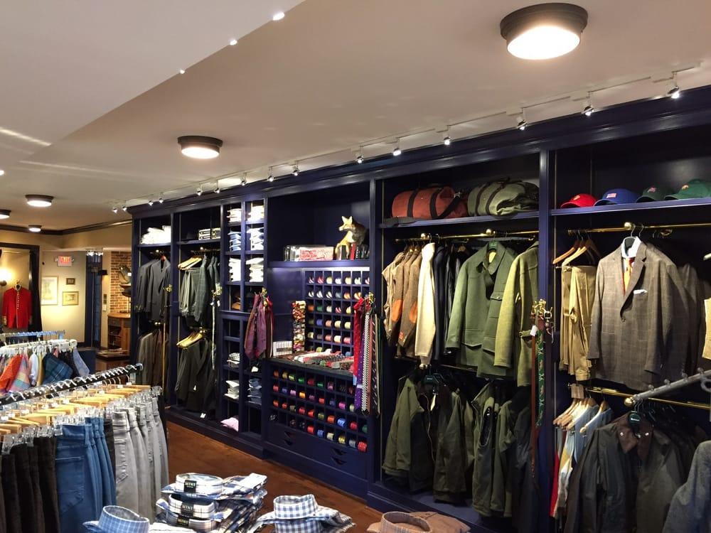 Highcliffe Clothiers: 112 West Washington St, Middleburg, VA