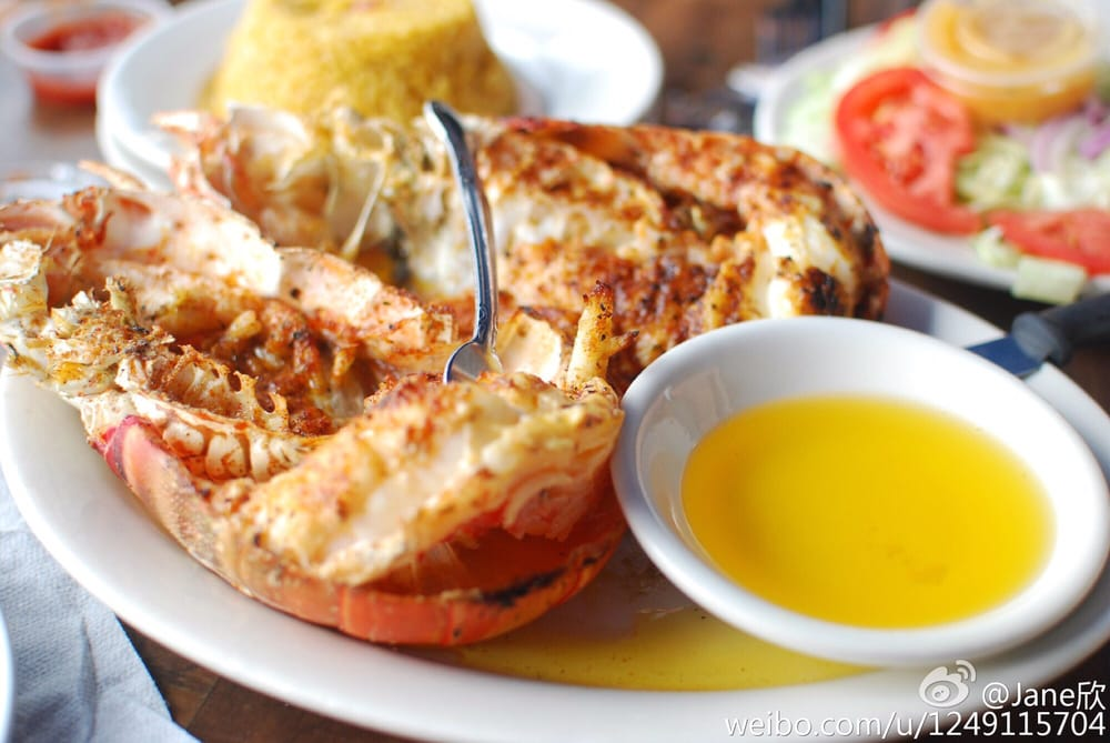 Grilling lobster yelp for Garcia s seafood grille fish market miami fl