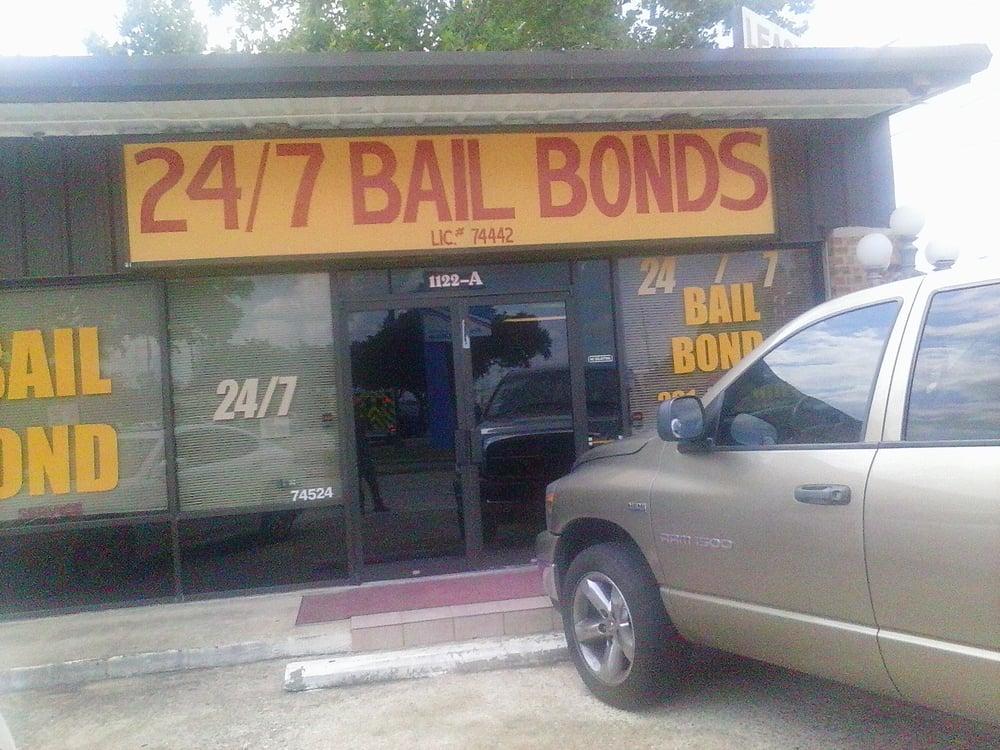 24/7 Bail Bonds: 802 1st St, Humble, TX