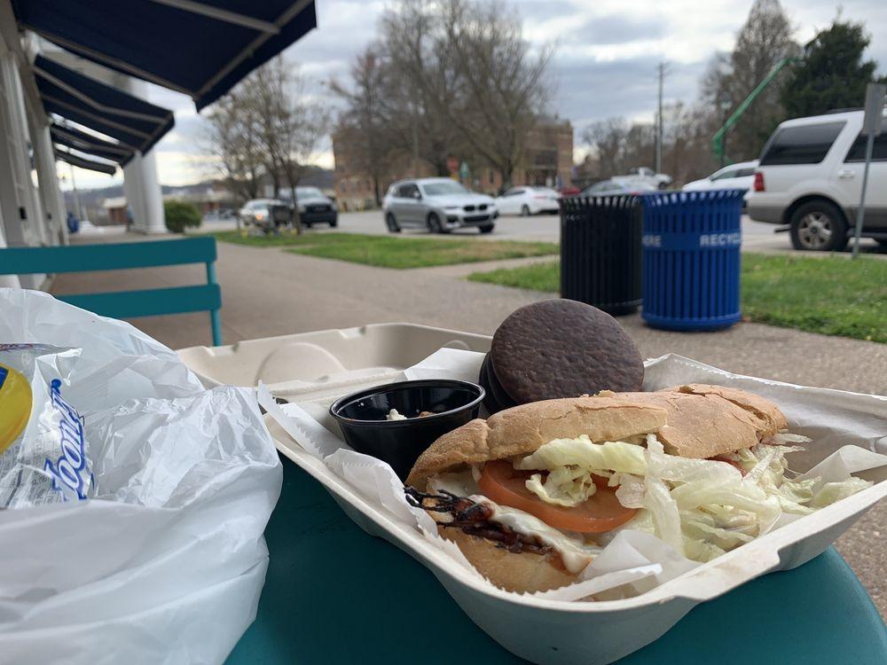 Happy Jacks World Sandwiches: 112 S Main St, Berea, KY