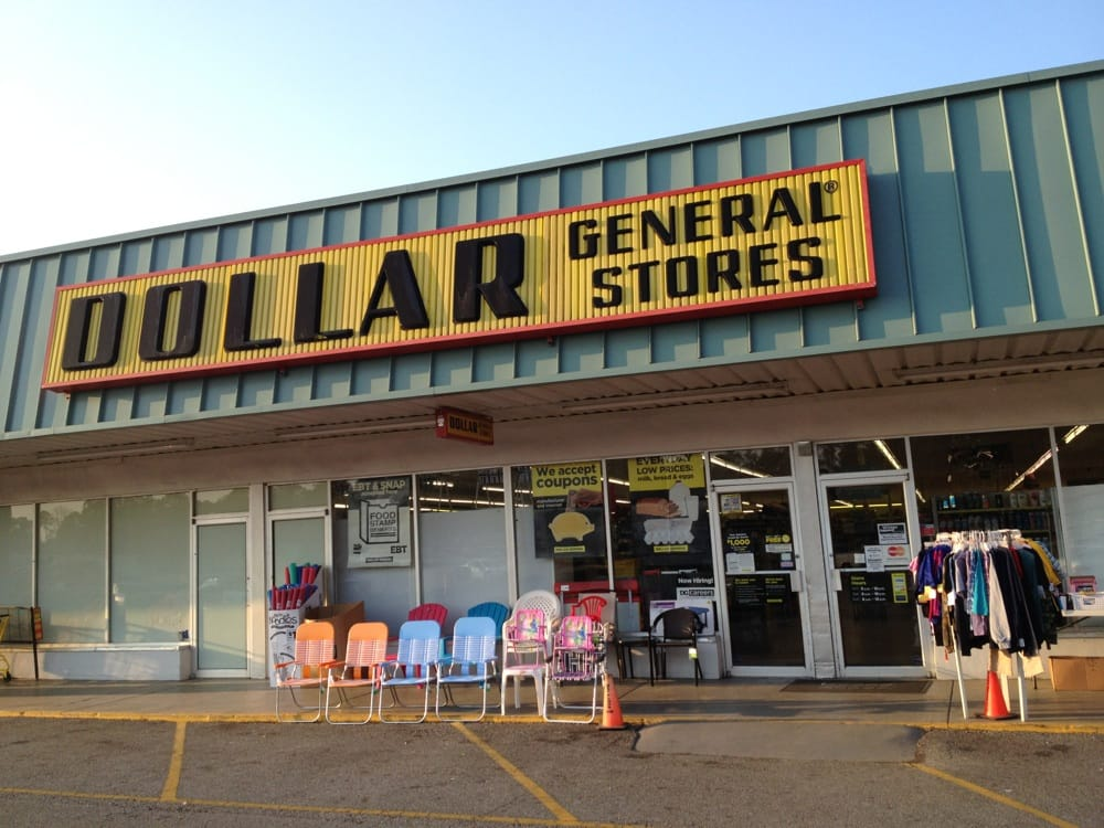 Dollar General: 649 Forrester Dr SE, Dawson, GA