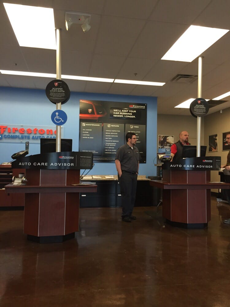 Firestone Complete Auto Care - Tires - 264 1st St W ...