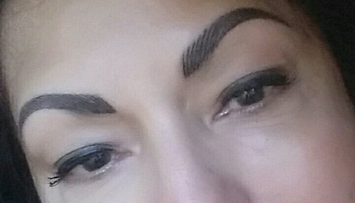 Lisa is amazing yelp for 3d eyebrow tattoo el monte ca