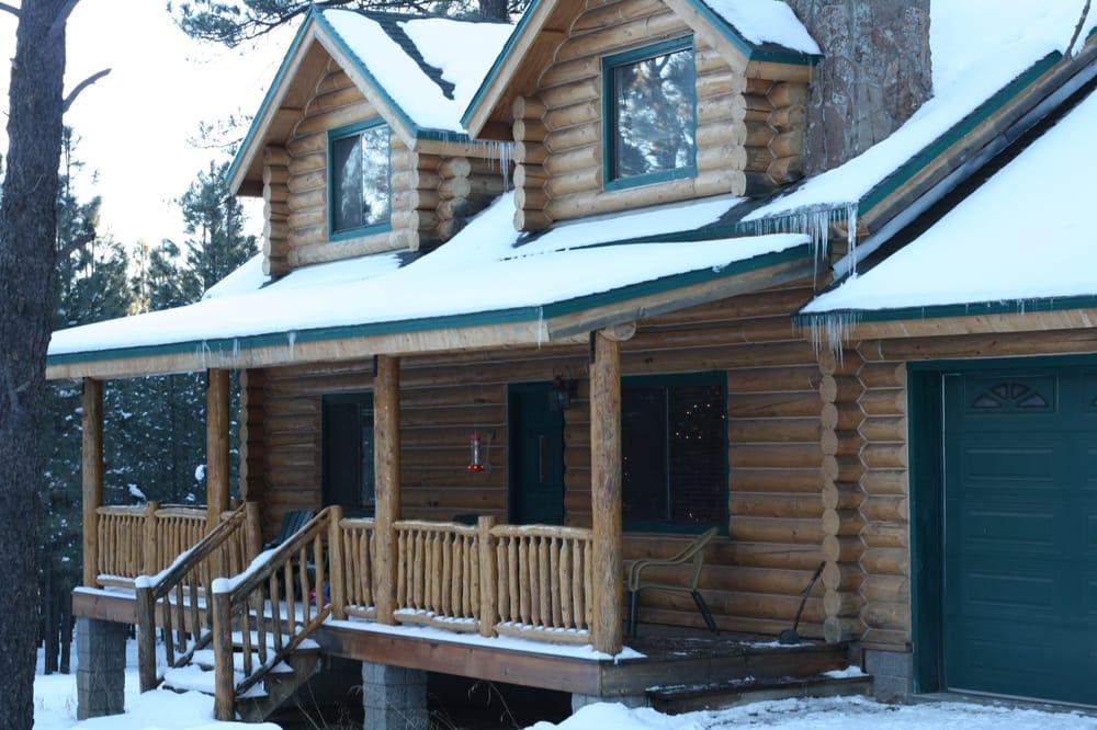 Americana cabin molly butler lodge cabins yelp for Cabins near greer az