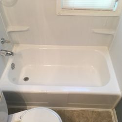 Photo Of Mr Bathtub Indy   Whiteland, IN, United States. After Bathtub  Refinished