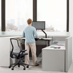Photo Of Arenson Office Furnishings   New York, NY, United States. Knoll  Height